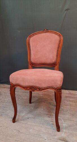 Chaise de style Louis XV