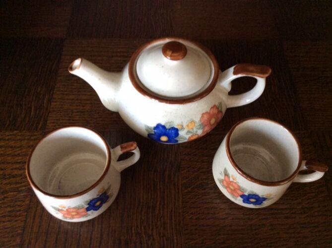 Duo herbal tea service