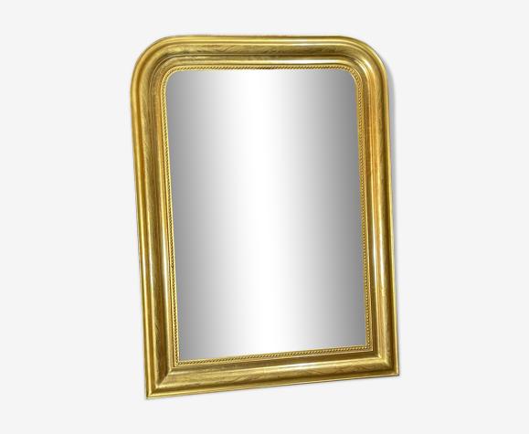 Miroir 80x60 d'époque Louis-Philippe bon état