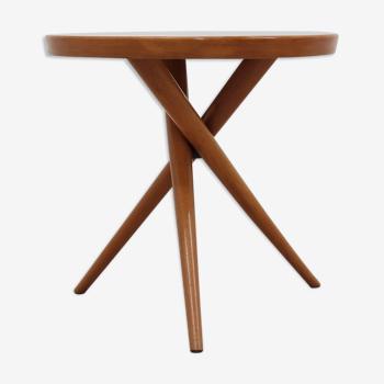Milieu du siècle Cesare Lacca tripode table basse années 1950