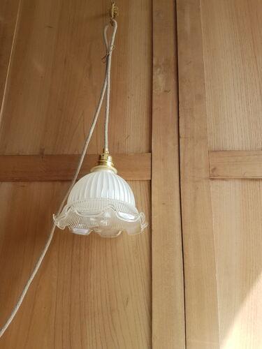 Lampe baladeuse globe vintage