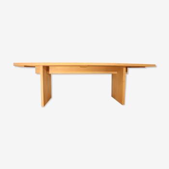 Table en chêne massif