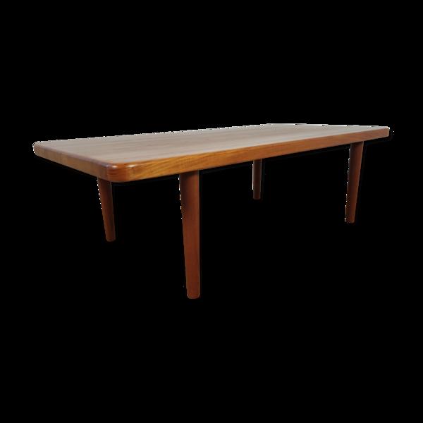 Selency Table basse en teck Glostrup Danemark 1960/70