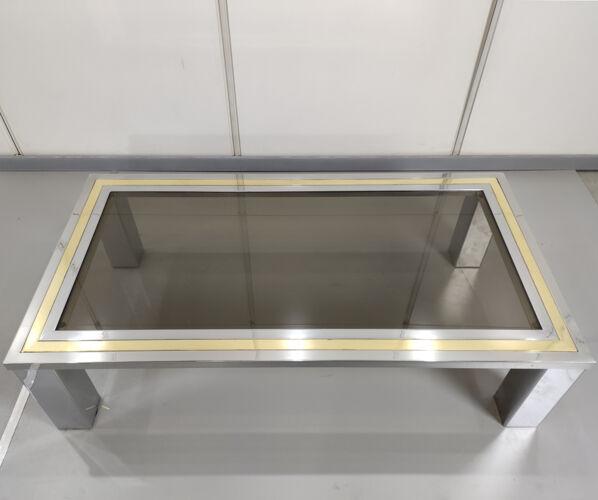 Table basse Belgochrom Dewulf