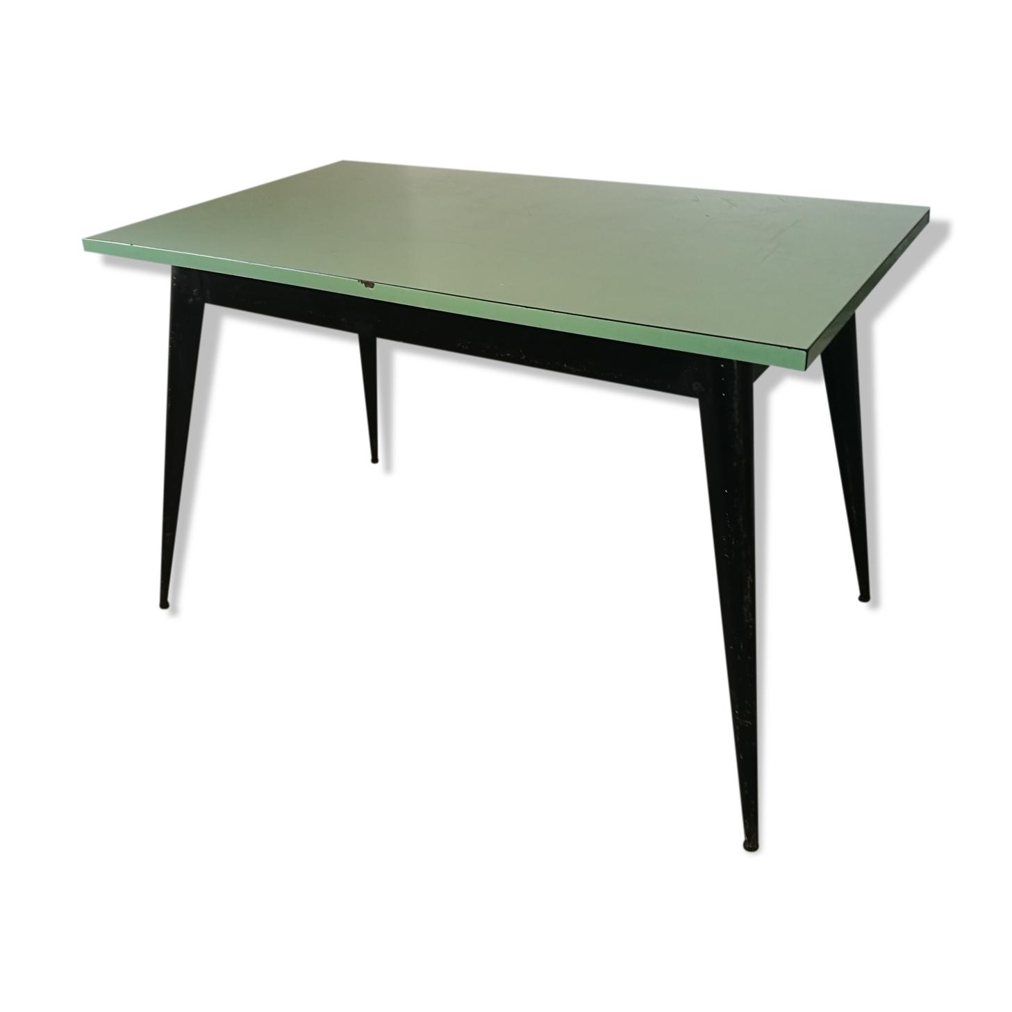 Table bistrot Tolix