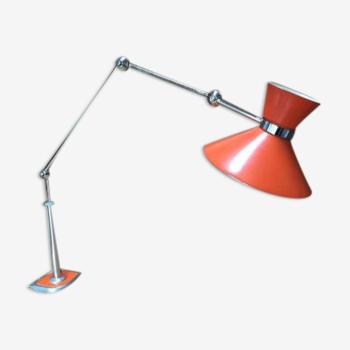 Lampe architecte articulée circa 50