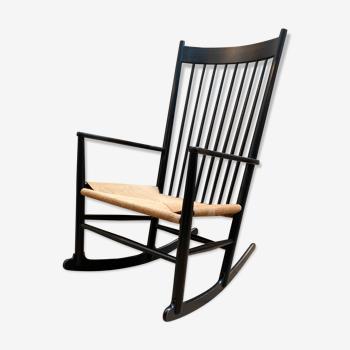 Rocking-chair par Hans Wegner