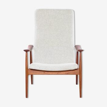 Model 138 armchair by Finn Juhl for  France & Son