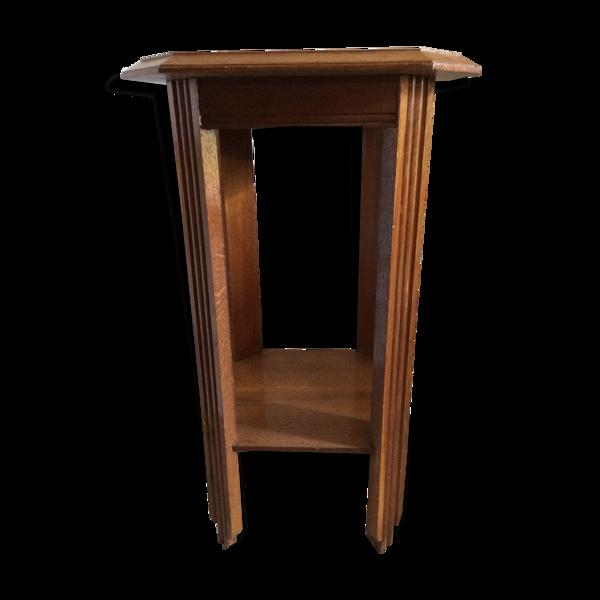 Table d'appoint ancienne Art Déco