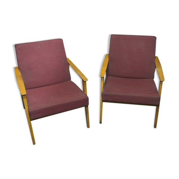 Pair of chairs produced by your 1960s