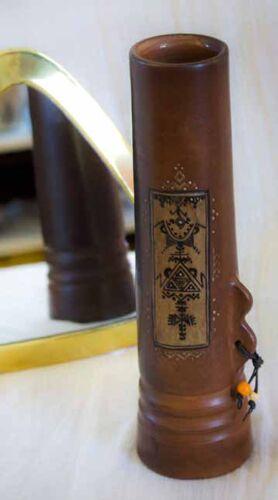 Vase cylindre berbère