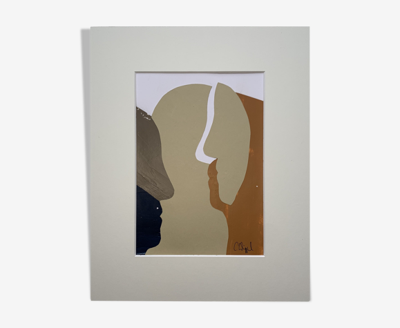 Série Window II 'Silhouettes