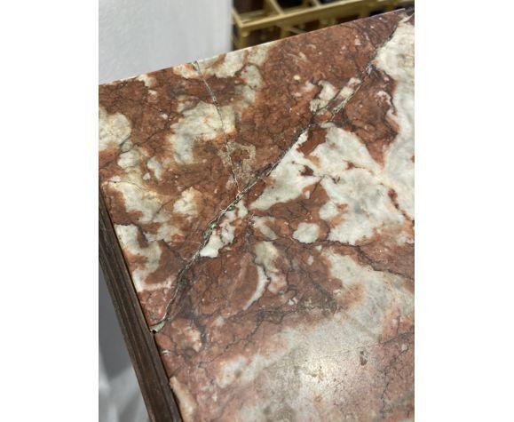 Chevet vintage en marbre