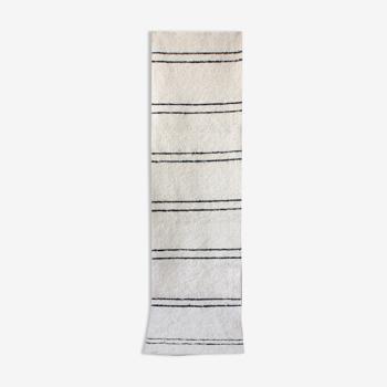 Long carpet - Berber inspiration - 65 x 240 cm