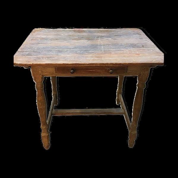 Table d'appoint suédoise du XIXe siècle