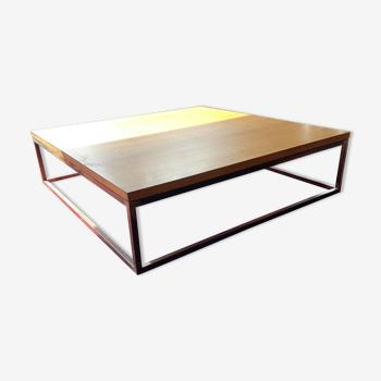 Table de salon 135 x 135cm