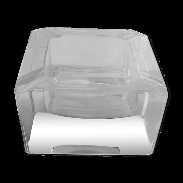 Cendrier en cristal de Sevres