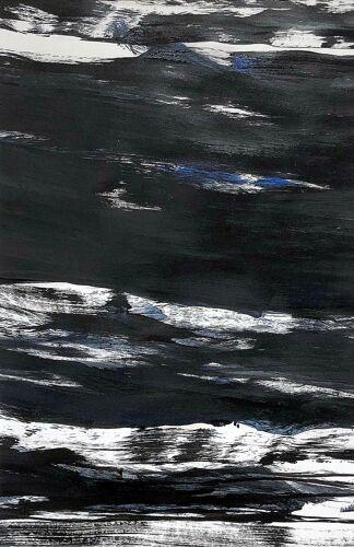 Waves 17  60x80cm