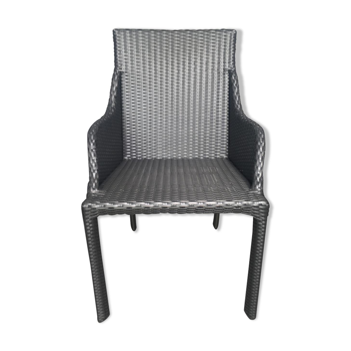 Fauteuil outdoor Bel Air design Sacha Lakic pour Roche Bobois