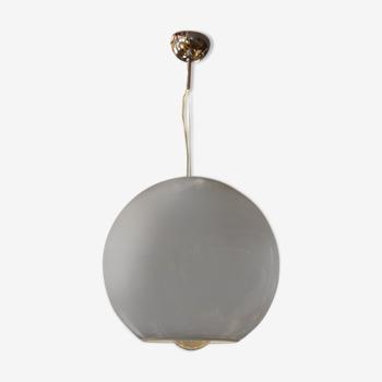 Lustre boule de Fontana  Arte