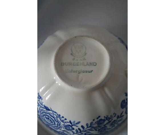 Service à thé antique Villeroy & Boch Burgenland