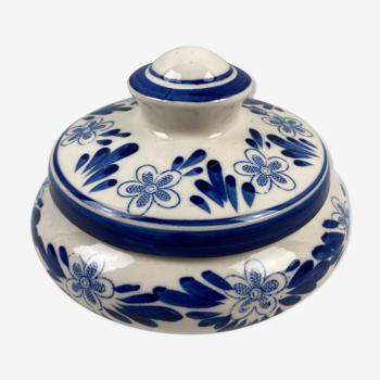 Boite en céramique Delft