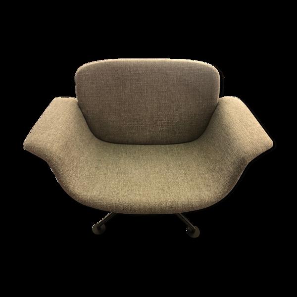Fauteuil kn swivel lounge chair par Piero Lissoni pour Knoll