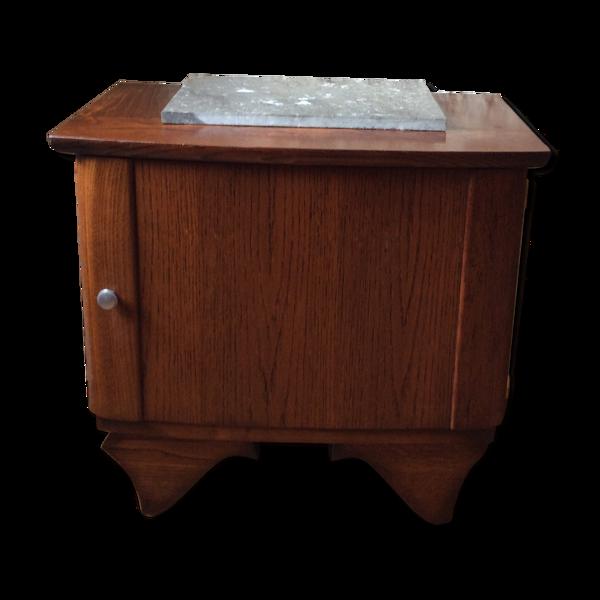 Table d'appoint ou chevet vintage