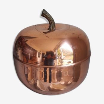 Pomme glaçons métal