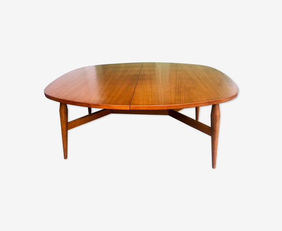 coffee table with Arne Vodder system