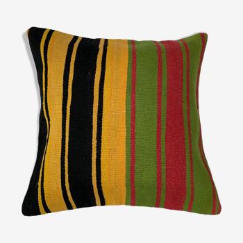 Coussin kilim pillow 60 x 60 cm