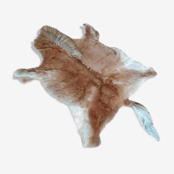 Tapis peau de poney 160x142cm