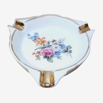 Cendrier porcelaine