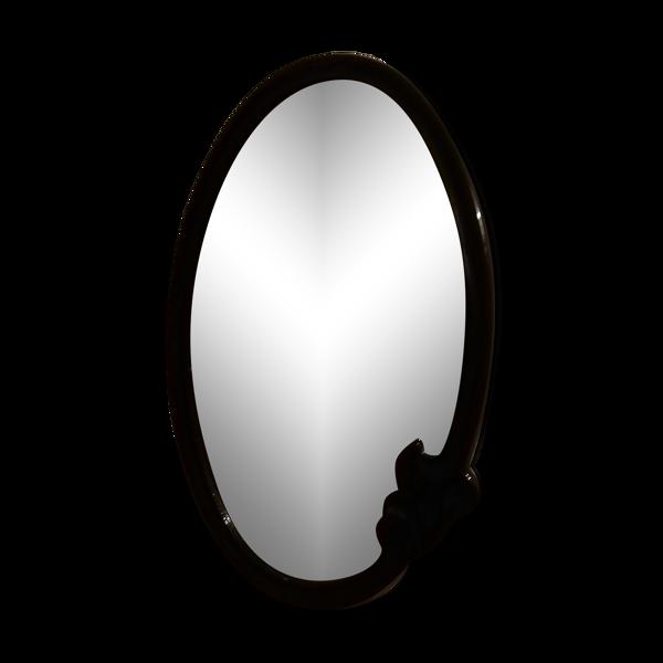 Miroir années 30 36x56cm