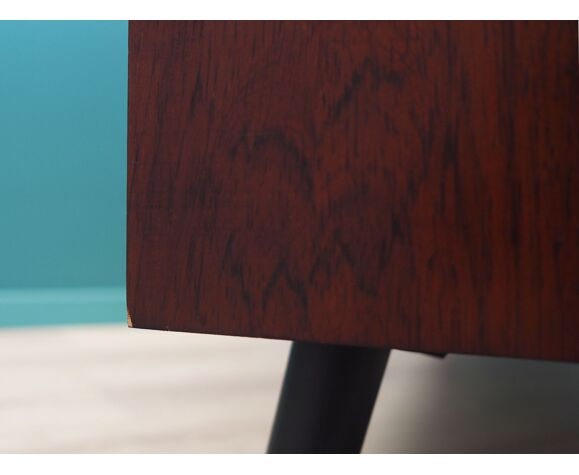 Commode en palissandre, design danois, années 1970, fabricant: Omann Jun