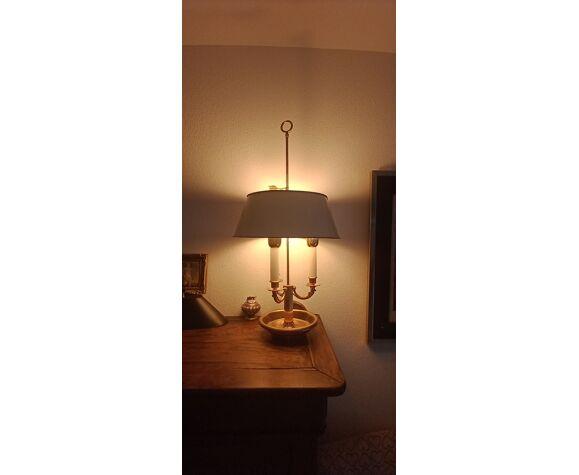 Lampe bouillotte style louis XV