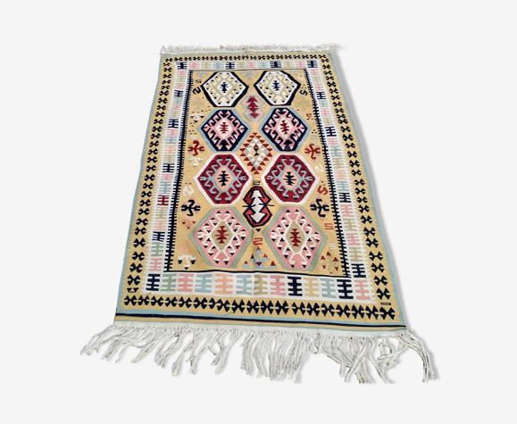 Tapis kilim turc 100x160cm
