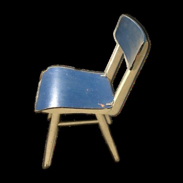 Deux chaises vintage de cuisine