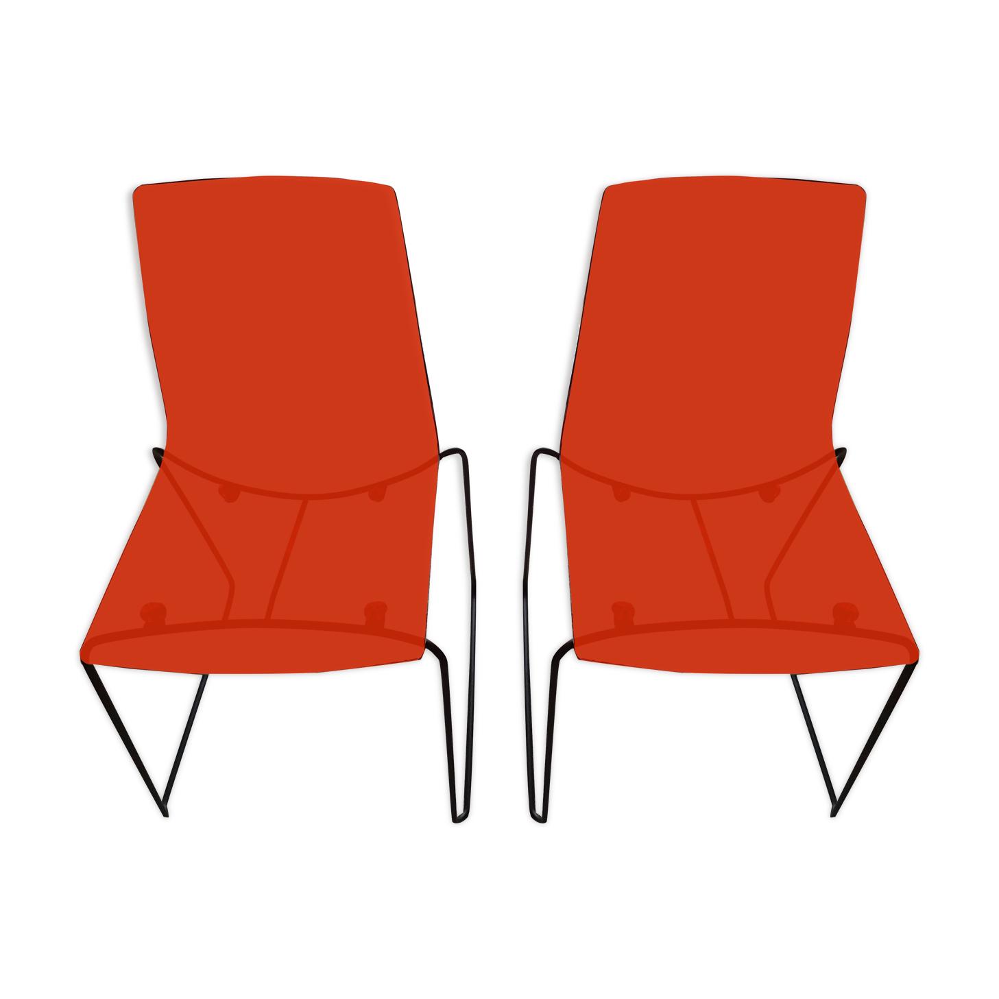 Chaises Bo Concept Cavona