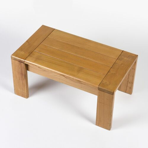 Charlotte Perriand coffee table edition Les Arcs
