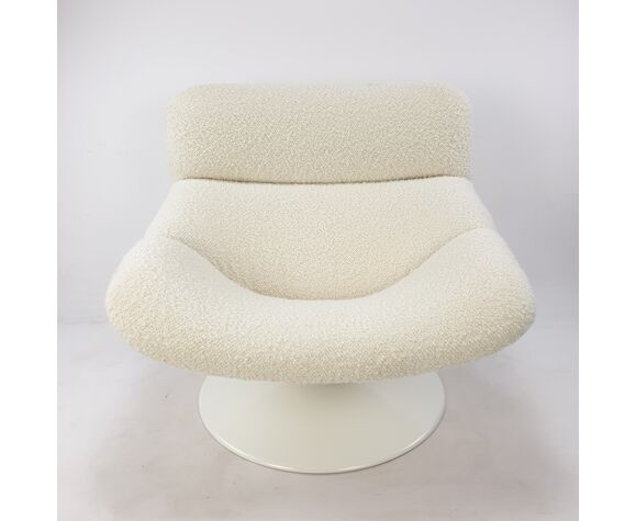 F518 Lounge Chair by Geoffrey Harcourt for Artifort, 1970s