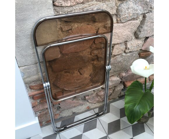 Chaise plia par Piretti edition Castelli