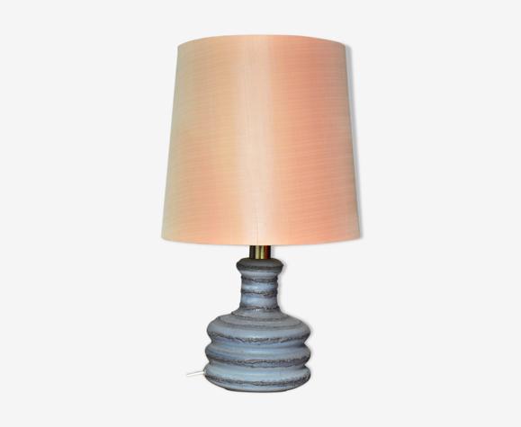 Lampe en ceramique design des années 60