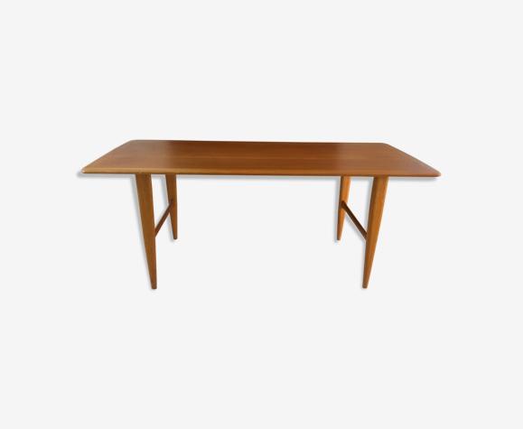 Table salon scandinave 1960