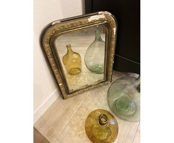 """Miroir de style """"Louis Philippe"""" - 58x43cm"""