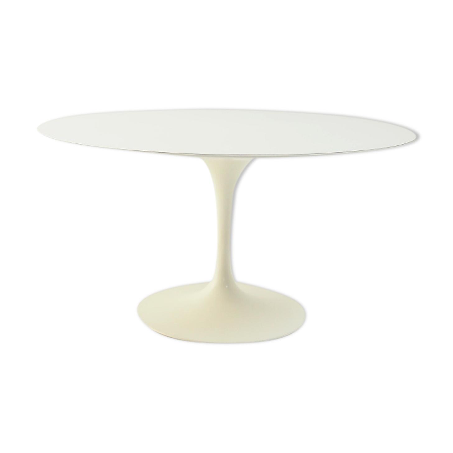 Table à manger Tulip par Eero Saarinen pour Knoll, 136 cm