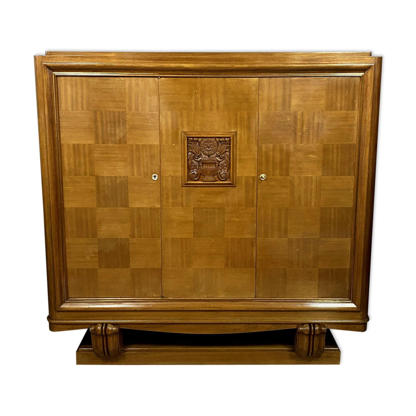 Meuble de salon époque Art Déco vers 1925