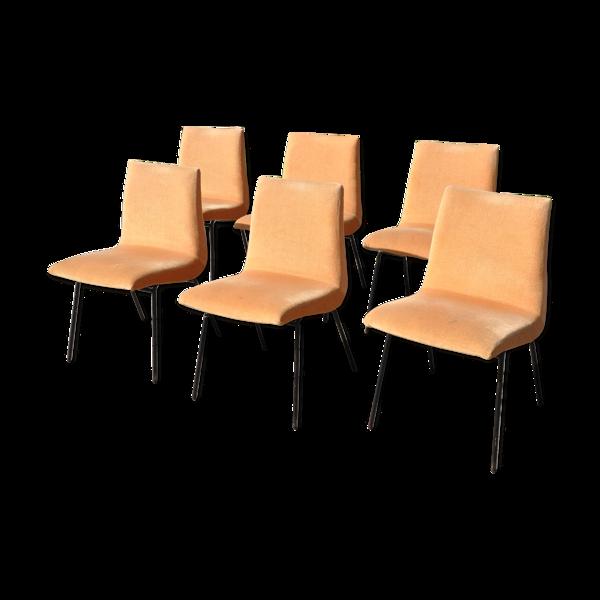 Chaises de Pierre Paulin