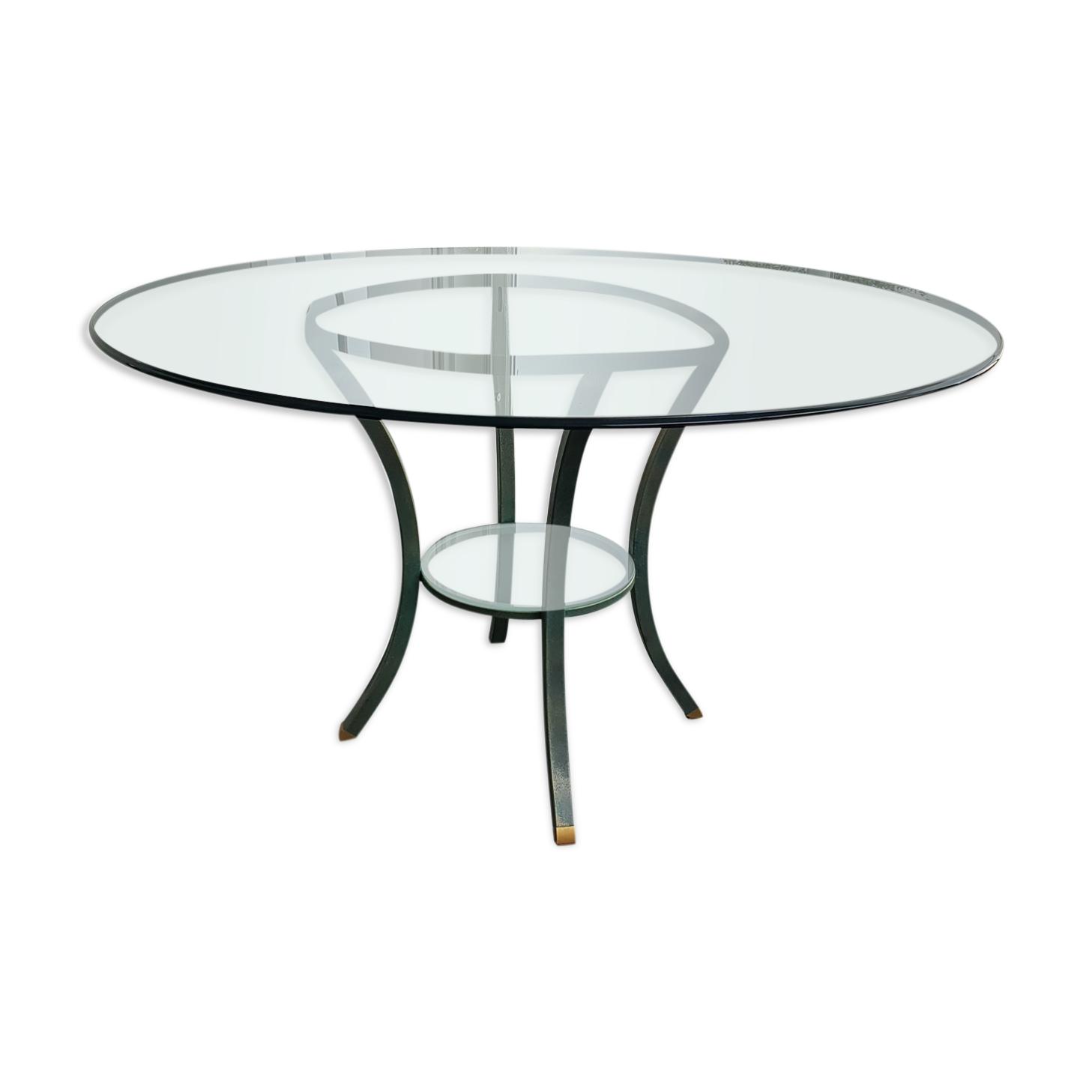 Table ronde de Pierre Vandel Paris