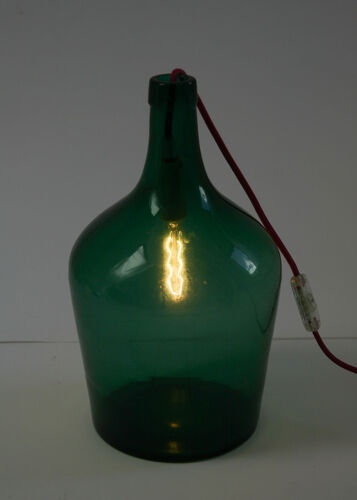 Lumière de lampe de dame jeanne